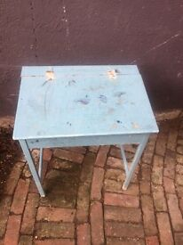 Child's vintage desk, great upcycling project