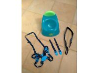 Baby reins set and potty