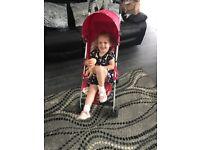 Mamas Pipi stroller pushchair