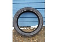 Michelin Pilot Power 120/70/17 USED
