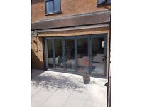 Bi folding door manufacturers,aluminium and upvc,free quotes.