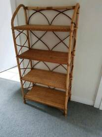 Cane Bookshelf