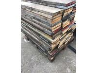 Used Scaffold Boards, Various Lengths