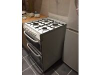 Cannon free standing gas hobs and oven