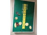 David Westnedge Backgammon set