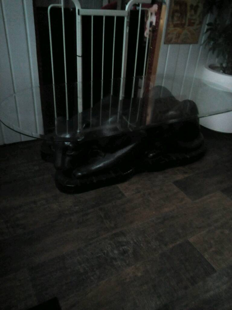 panther coffee table   in basildon, essex   gumtree