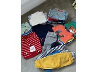 Baby Boy Clothing Bundle Age 18 - 24 months