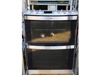 AEG electric cooker (black/silver colour)