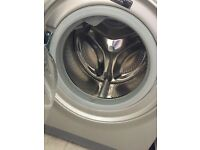 Hotpoint Smart graphite washing machine 7kg capacity, only a year old