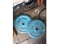 Iron plates