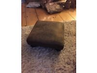 Small foot stool / seat