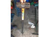 Silverline 14lbs sledge hammer