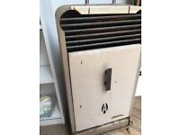 old green house parafin heater vintage