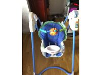 Fisher Price Magical Mobile Swing