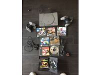 Ps1 bundle complete, with 8 Games