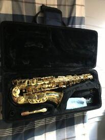 Alto Saxophone - second hand perfect condition