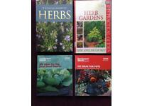 Garden allotment books