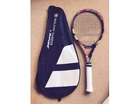 Babolat AeroPro Drive GT Roland Garros 2015 Edition Tennis Racket. Grip 3. Pristine Condition
