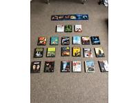 Blu Ray - DVD Bundle - TV Boxsets & Movies DVDS Television Car Boot Sale Bargain