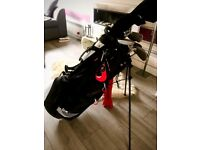 Full adult right handed golf clubs set