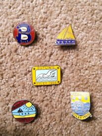 Butlin's Holiday Camp Badges