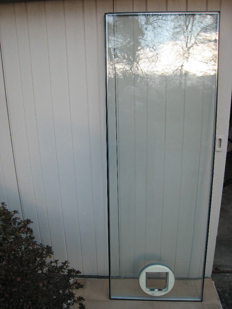 How Much Does It Cost To Put A Cat Flap In Glass Door Glass Door Ideas