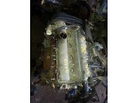 Vauxhall Corsa 2003 Twin Port 1.4 Engine Bare