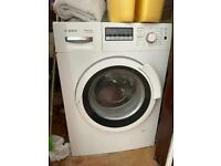 Bosch Exxcel WVH28360 7/4 washer dryer