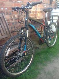 B'twin Rockrider 340 MTB 21 Speed Bike