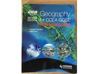 GCSE CCEA GEOGRAPHY