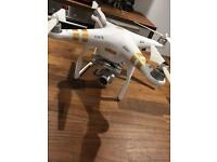 DJI Phantom 3 Professional drone for sale (inc. two batteries and backpack)