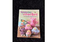 Teenytiny crochet book