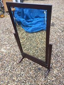 Antique chevalier mirror