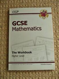 CGP GCSE Mathematics Maths Workbook 2006 Book