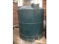 Large Storage Plastic Tank (1300L)