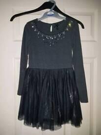 Next party dress age 7