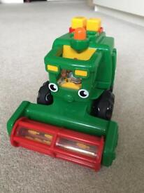 Wow Toys Combine Harvester