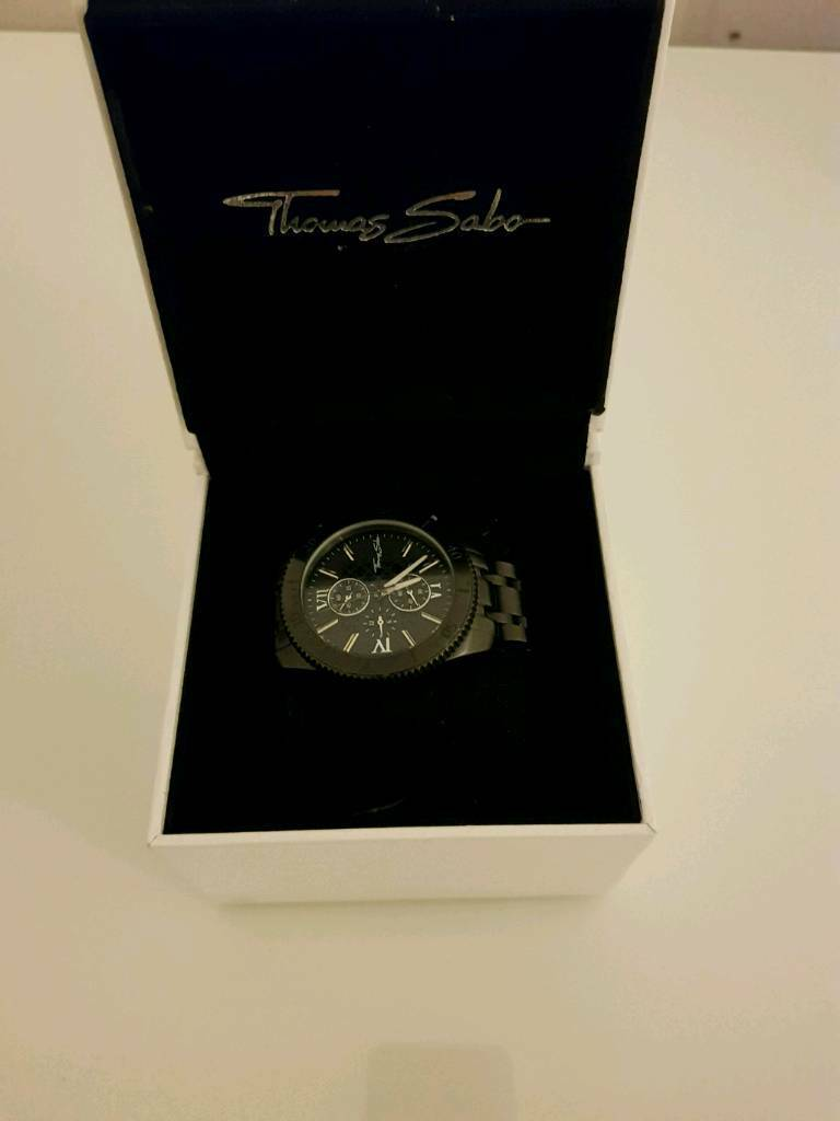 Thomas Sabo Men's Rebel Watch