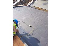 Need a laborour will be come fully trained as a roofer
