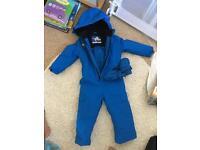 Child's outdoor suit