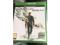 Quantum break Xbox one brand new