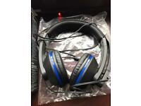 Stereo Gaming headset for online Gaming