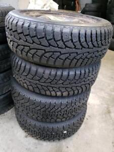 "winter kit 16"" 215/60r16  5x114.3"