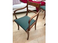 Dining Chairs by Beithcraft