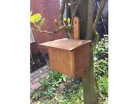 bat nesting box