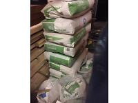 10 bags of hydra lime Joblot