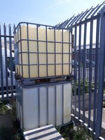 Big water container