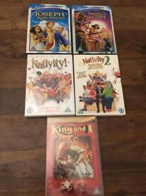 DVD bundle - family