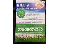 Bills GARDEN MAINTENANCE
