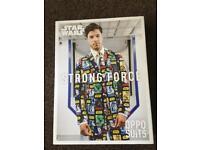 Men's Star Wars Suit - Trousers, jacket & tie size 42 inch
